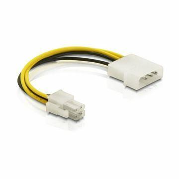 Slika Adapter DC P4 0,15m Delock