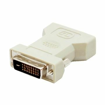 Picture of Adapter DVI-VGA DVI25M/HD15Ž TRM 24+1