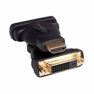 Picture of Adapter HDMI M - DVI-D Ž  24+1 Roline