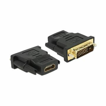 Picture of Adapter HDMI Ž - DVI-D M 24+1 Delock