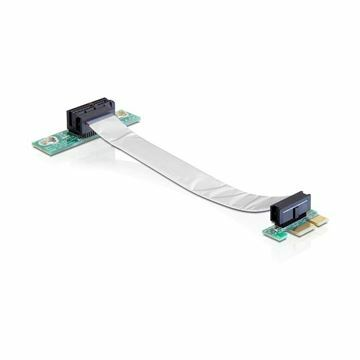 Picture of Adapter Riser PCI Express x1 na x1 13cm Delock