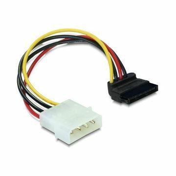Picture of Adapter Serial ATA 1xSATA kotni +1xMolex M Delock