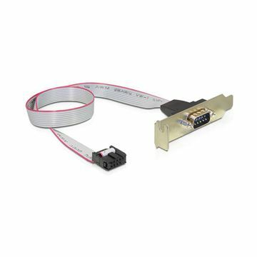 Picture of Adapter slot-Serijski DB9 Low Profile Delock