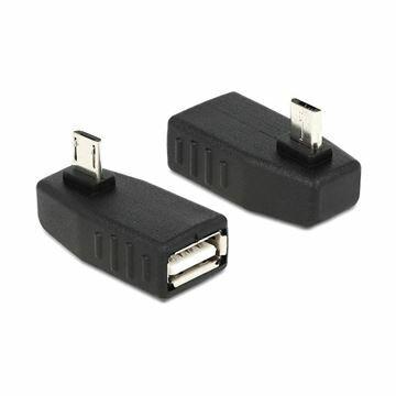 Picture of Adapter USB-A Ž - USB mikro-B M Delock