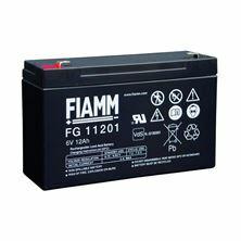 Akumulator FIAMM  6V/ 12 Ah
