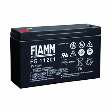Picture of Akumulator FIAMM  6V/ 12 Ah