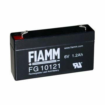 Picture of Akumulator FIAMM  6V/1.2 Ah