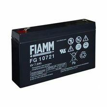 Akumulator FIAMM  6V/7,2 Ah