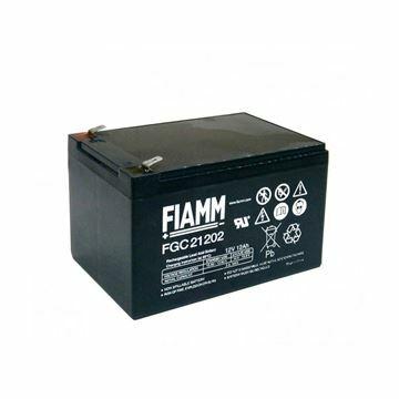 Picture of Akumulator FIAMM 12V/12 Ah ciklična