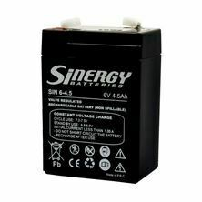 Akumulator SINERGY  6V/4.5Ah
