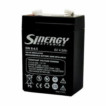 Picture of Akumulator SINERGY  6V/4.5Ah