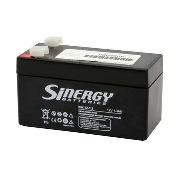 Picture of Akumulator SINERGY 12V/ 1.3Ah
