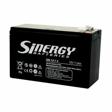Picture of Akumulator SINERGY 12V/ 7.2Ah