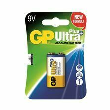 Baterija alkalna 9V ULTRA PLUS GP