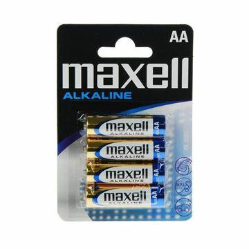 Slika Baterija alkalna AA 4kom Maxell