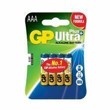 Baterija alkalna AAA ULTRA PLUS GP