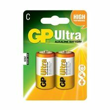 Baterija alkalna tip-C GP14a GP Ultra
