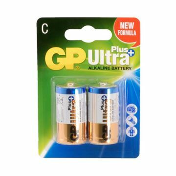 Picture of Baterija alkalna tip C GP14a 2 kom GP Ultra Plus