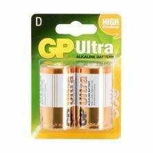 Baterija alkalna tip-D GP13a GP Ultra