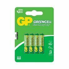 Baterija cink kloridna AAA GP GreenCell