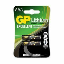 Baterija litijeva AAA 1,5V Lithium GP
