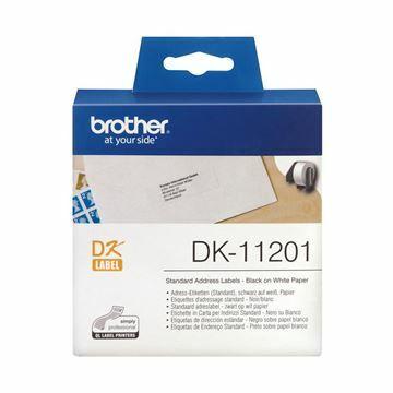 Picture of BROTHER DK11201 29x90mm termične nalepke