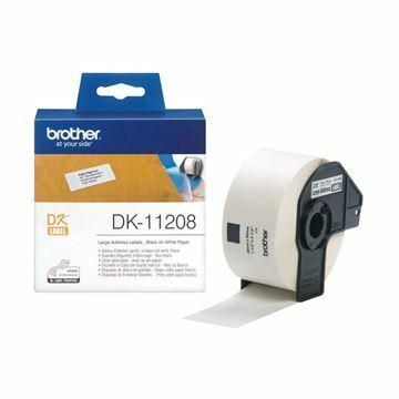Picture of BROTHER DK11208 termične večje nalepke 38x90mm