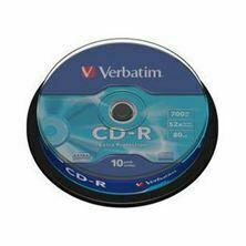 Slika CD-R 52x 700Mb 10-cake Verbatim