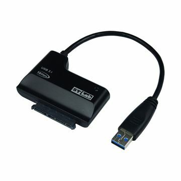 Slika Čitalec diskov USB 3.1 U-1040 STLab SATA adpater
