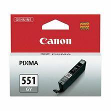 Slika Črnilo CANON CLI-551 SIVO 6512B001AA