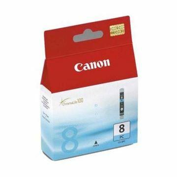 Picture of Črnilo CANON CLI-8 CYAN FOTO 0624B001AA
