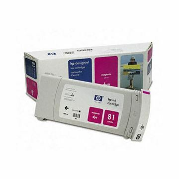 Picture of Črnilo HP  80 MAGENTA 350ml C4932A
