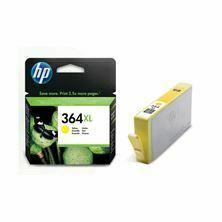 Slika Črnilo HP 364XL RUMENO CB325EE