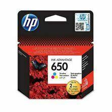 Slika Črnilo HP 650 BARVNO CZ102AE