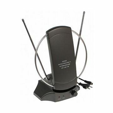 Slika DVB-T antena notranja + ojačevalec ANT-0020 DO