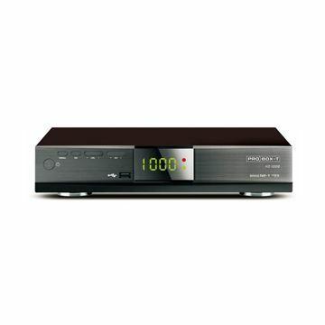 Picture of DVB-T digitalni zemeljski sprejemnik PROBOX HD 1000