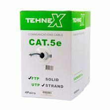 FTP  kabel CAT5e AWG26 SOHO Tehnex