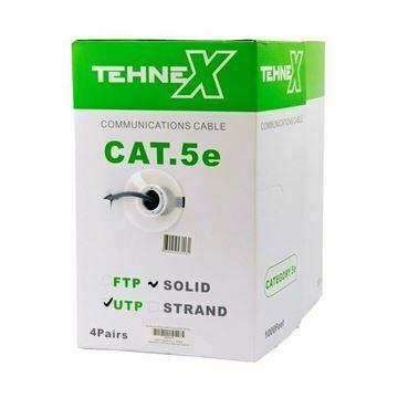 Picture of Kabel CAT.5e UTP 4x2 AWG24 305m SOHO Tehnex