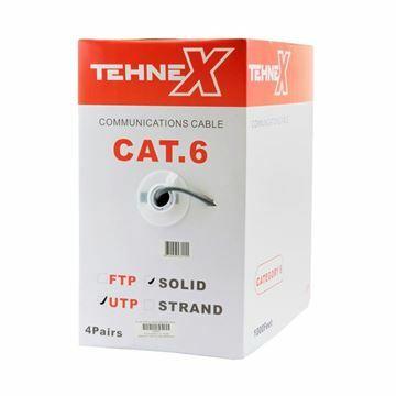 Picture of Kabel CAT.6  UTP 4x2 AWG24 305m SOHO Tehnex