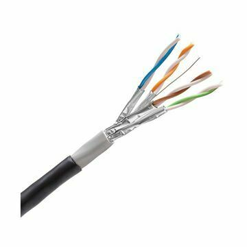 Slika Kabel CAT.6A STP 4x2 AWG23 550Mhz Euroclass Eca 100m ZUNANJI KELine