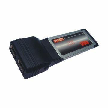 Picture of Kartica ExpressCard Firewire 400 C-201 STLab