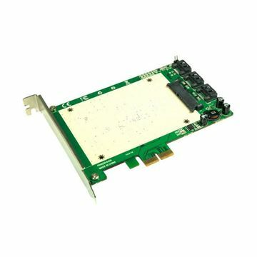 Picture of Kartica PCI Express kontroler x2 A-550 STLab RAID 3xSATA III + SSD
