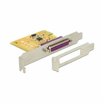 Slika Kartica PCI Express Paralelna Delock + Low Profile