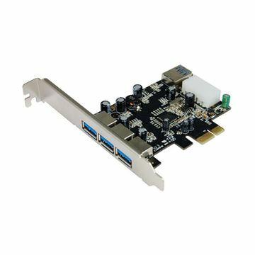 Picture of Kartica PCI Express USB 3.0 U-940 STLab 3xA + 1xA interni