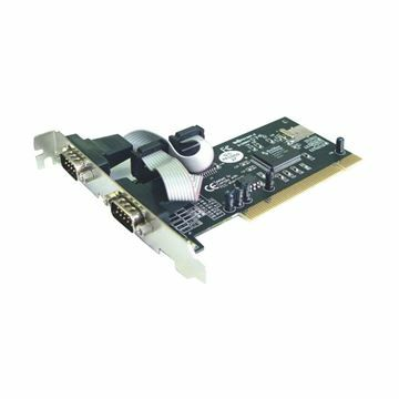 Picture of Kartica PCI Serijska I-390 STLab