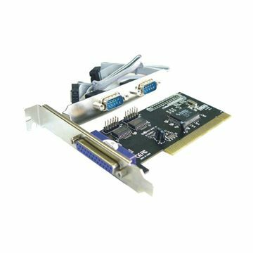 Picture of Kartica PCI Serijsko/Paralelna I-420 STLab