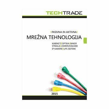 """Slika Katalog """"MREŽNA TEHNOLOGIJA""""  2015 236 strani - TechTrade brezplačni"""