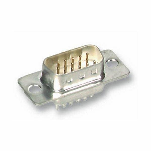 Konektor DB15 VGA EFB