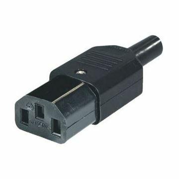Slika Konektor EURO C13 Ž
