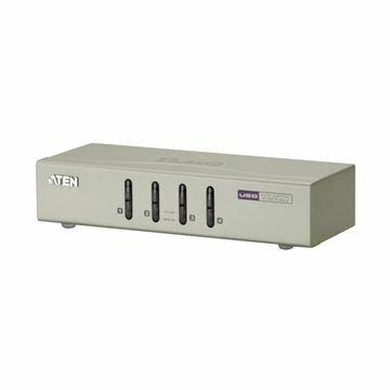 Picture of KVM  stikalo  4:1 VGA/USB/AVDIO CS74U s kabli Aten